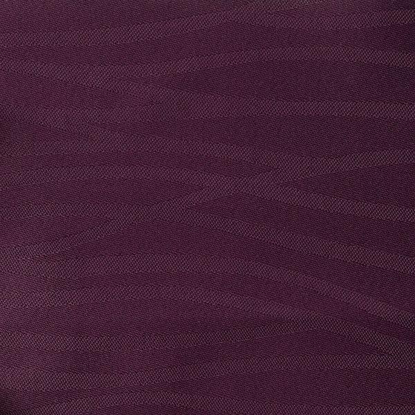 Magilu International - Tovaglia antimacchia e antistiro su misura per ristorante - Mod. Francese melanzana