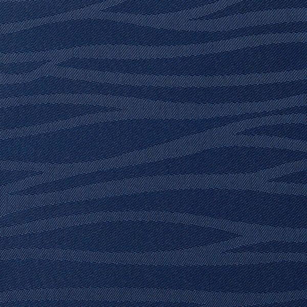 Magilu International - Tovaglia antimacchia e antistiro su misura per ristorante - Mod. Francese blu