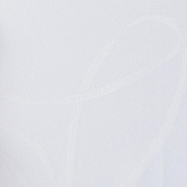Magilu International - Tovaglia antimacchia e antistiro su misura per ristorante - Mod. London bianco