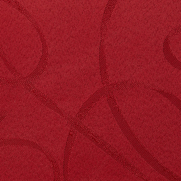 Magilu International - Tovaglia antimacchia e antistiro su misura per ristorante - Mod. London rosso