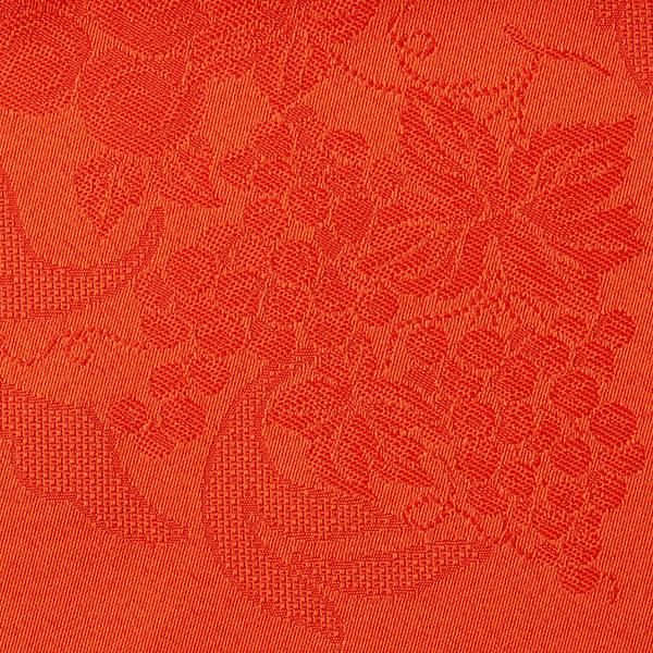 Magilu International - Tovaglia antimacchia e antistiro su misura per ristorante - Mod. Classico Uva arancione