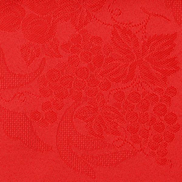 Magilu International - Tovaglia antimacchia e antistiro su misura per ristorante - Mod. Classico Uva rosso