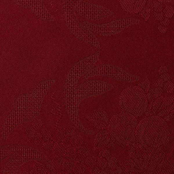 Magilu International - Tovaglia antimacchia e antistiro su misura per ristorante - Mod. Classico Uva bordeaux
