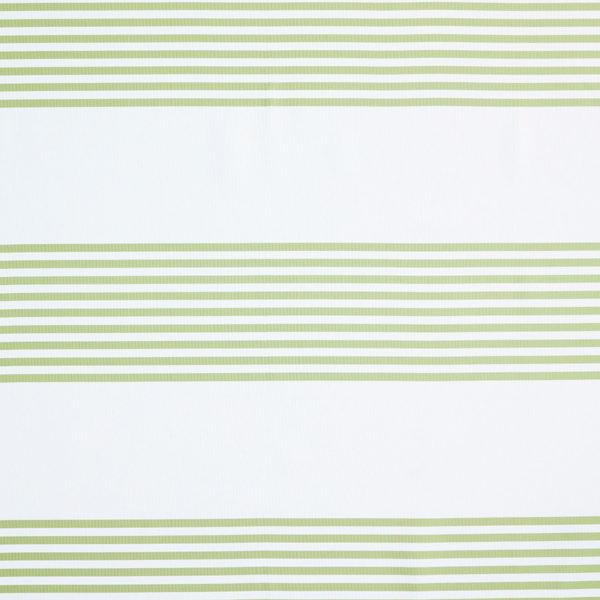 Magilu International - Tovaglia antimacchia e antistiro su misura per ristorante - Mod. Fantasia Righe verde