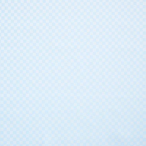 Magilu International - Tovaglia antimacchia e antistiro su misura per ristorante - Mod. Fantasia Damina azzurro