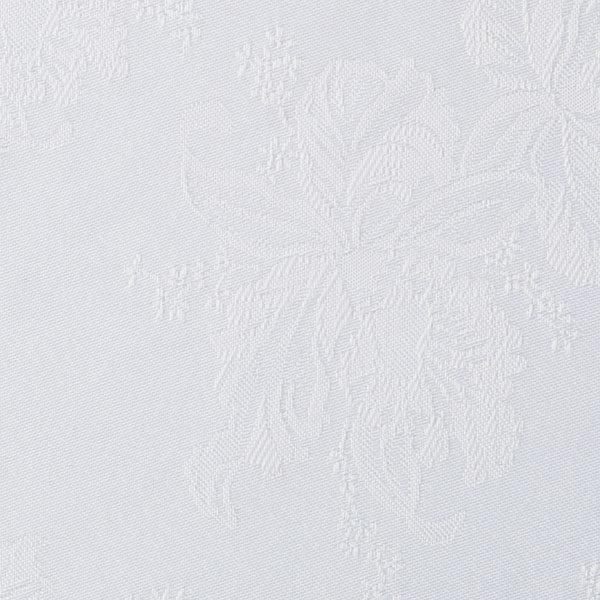 Magilu International - Tovaglia antimacchia e antistiro su misura per ristorante - Mod. Orchidea bianco