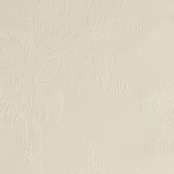 Magilu International - Tovaglia antimacchia e antistiro su misura per ristorante - Mod. Orchidea avorio