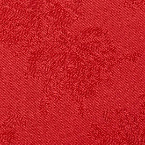 Magilu International - Tovaglia antimacchia e antistiro su misura per ristorante - Mod. Orchidea rosso