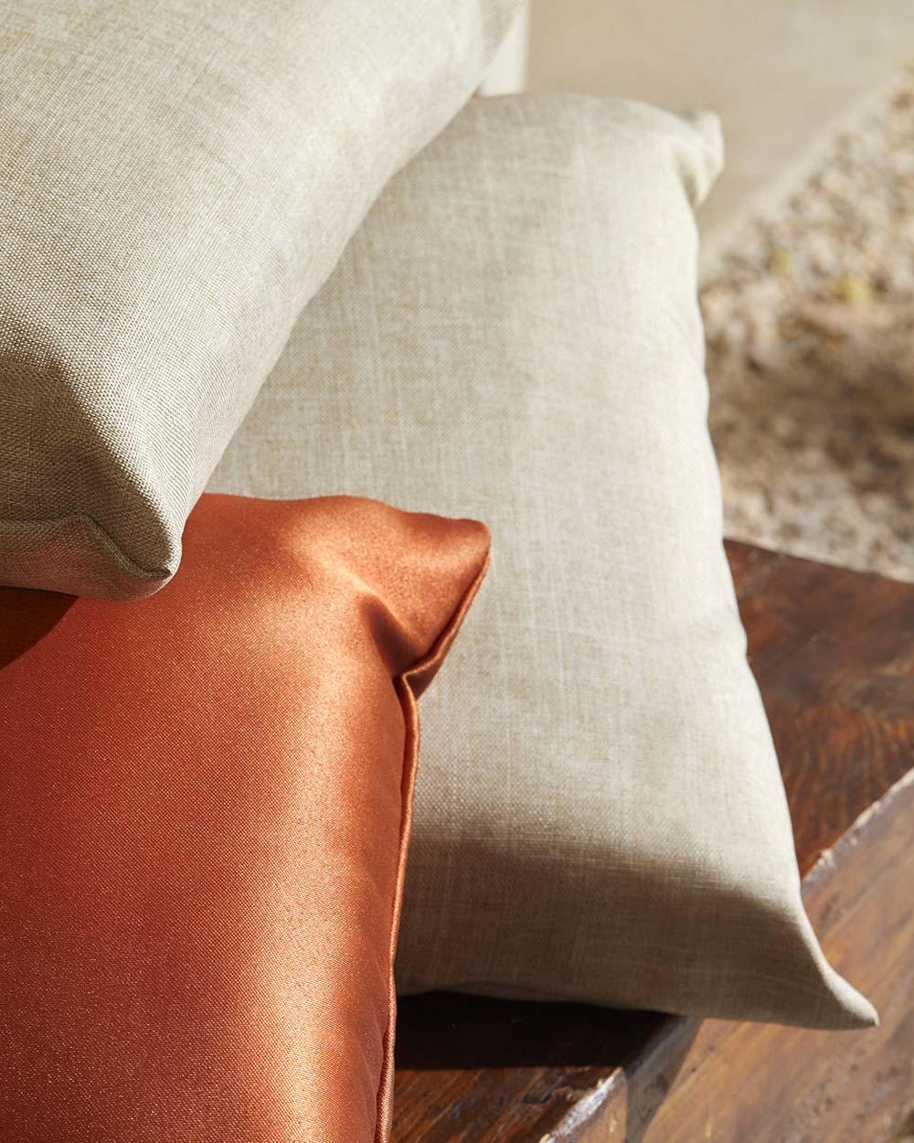 Magilu International - Tovaglia antimacchia e antistiro su misura per ristorante - Cuscini